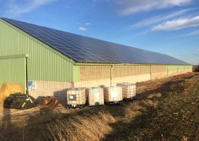 installation de panneaux photovoltaïques à Nancy