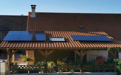 Installation de panneaux photovoltaïques à Pont-à-Mousson